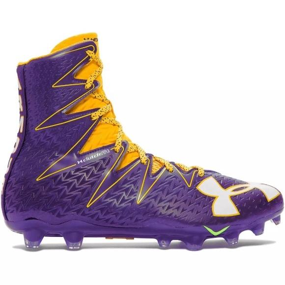 60063f60919d Under Armour Shoes | Ua Highlight Mc Football Cleats Sz | Poshmark